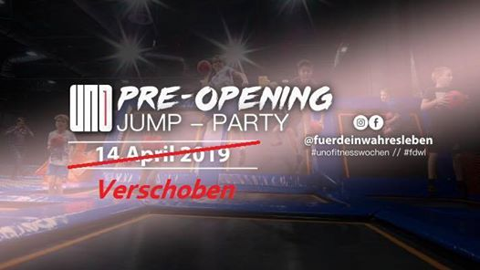 UNO Pre-Opening Jump-Party