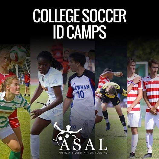 USA University soccer camp