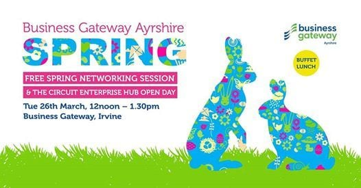 Spring Networking Event & Circuit Enterprise Hub Open Day