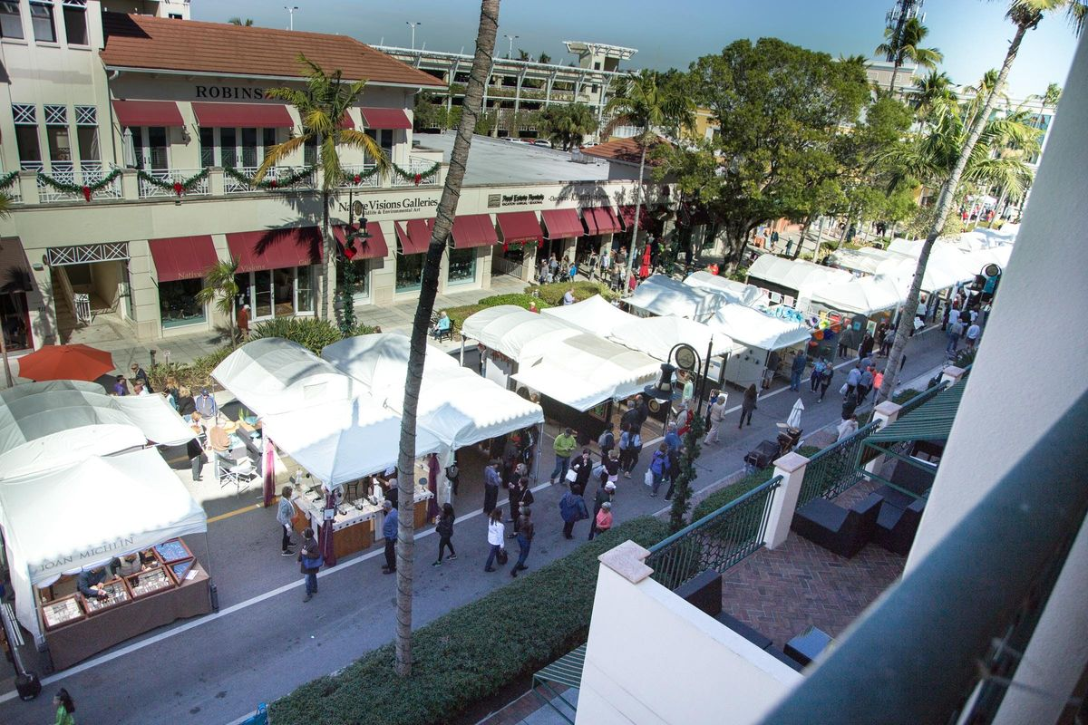 23rd Annual Naples New Years Art Show