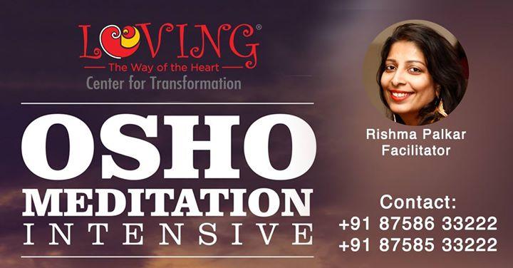 OSHO Meditation Intensive