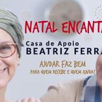 Vamos ajudar a casa de apoio Beatriz Ferraz