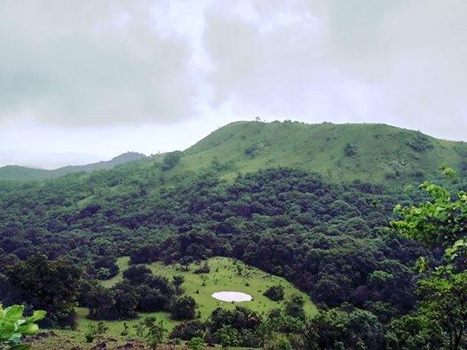 Trek near Dandeli-Ramzan weekend