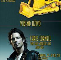 Projekcija koncerata Buldoer &amp Chris Cornell