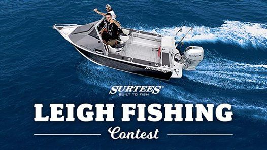 Leigh Fishing Contest 2019