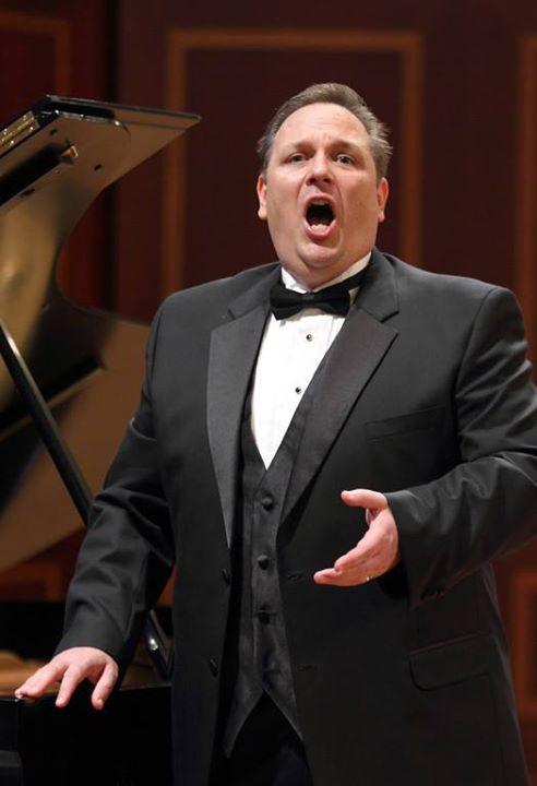 Faculty Artist Recital Rich Kosowski tenor