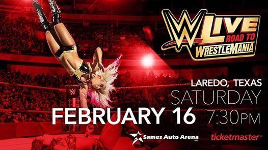 Wwlive Road to WWE WrestleMania