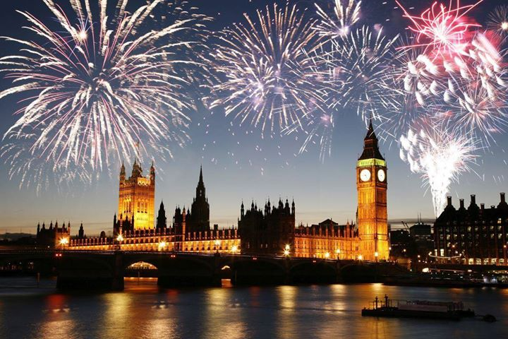 Image result for london new years eve
