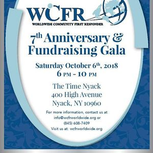 WCFR 7th Anniversary &amp Fundraising Gala