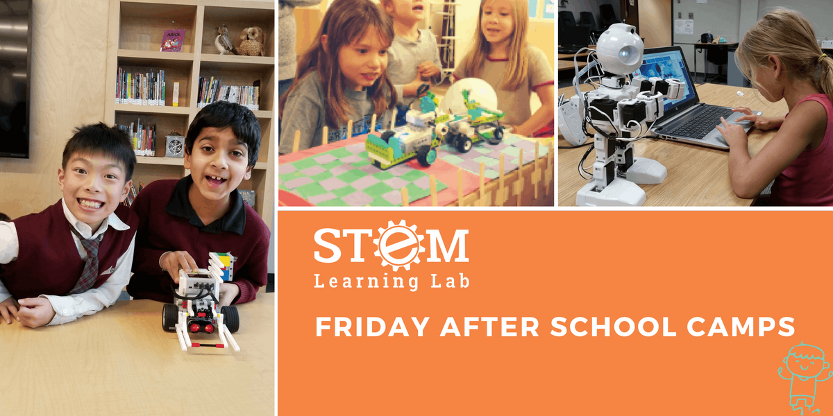 Rideau Park Friday After School Camp Pop Up Special (February 22)