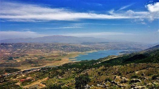 Hiking Saghbine (Beqaa 80km)