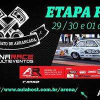 Grande FINAL 2 Campeonato de Arrancada Arena Race
