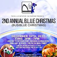 2nd Annual BLUE Christmas