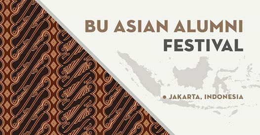 2018 Asian Alumni Festival