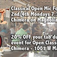 Classical Open Mic Fort Worth