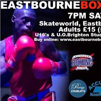 Boxing show - Eastbourne Boxing Club 6517