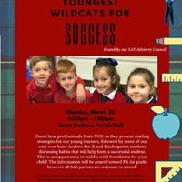 Prepping Our Youngest Wildcats For Success