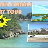 Hundred Islands Day tour w Breakfast &amp Lunch