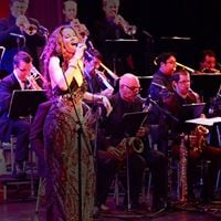 Auckland Jazz Orchestra with Caitlin Smith