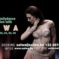 Intensives Workshops with Salwa