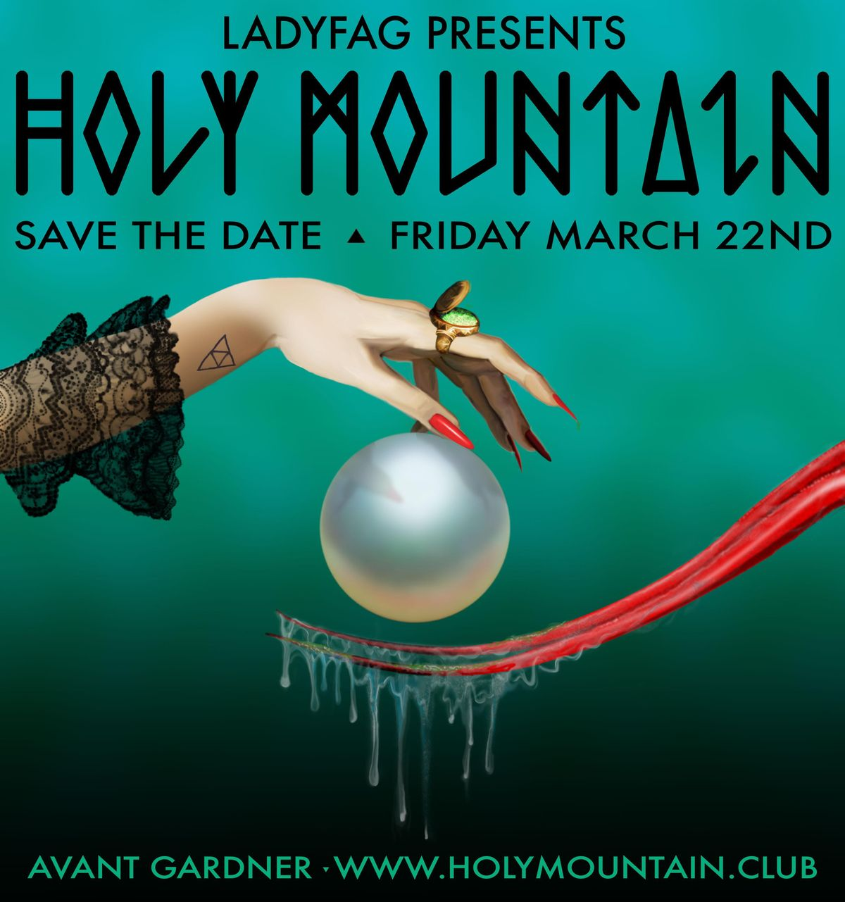 Holy Mountain Poison & Pearls