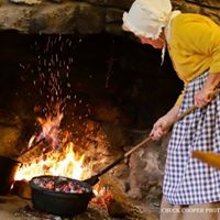 Open Hearth Cooking Workshop at Marble Springs