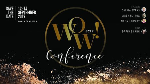 WOW Womens Conference 2019