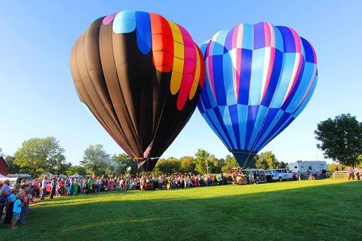 1st Annual Hot Air Balloon Festival