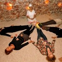 Yoga Nidra In the salt cave