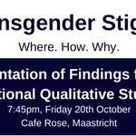 Transgender Limburg Presentatie