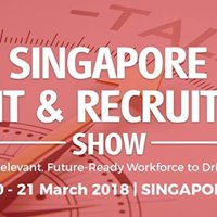 Singapores Talent &amp Recruitment Show 2018