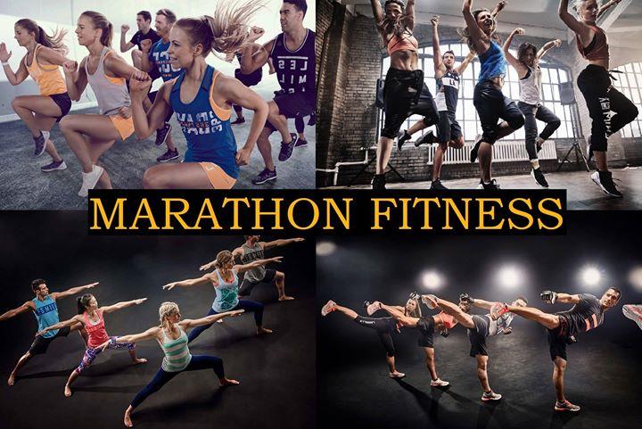 Marathon Fitness  Taradeau