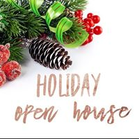 Serendipity Salon &amp Spa  First Holiday Open House