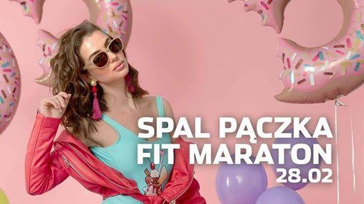 Spal Pczka - FIT Maraton z Fitness World