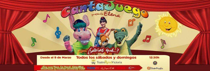CantaJuego - Elena Sabas qu - Madrid
