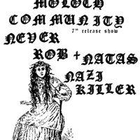 Community 7&quot do w Moloch  Never  Rob  Natas  Nazi Killer