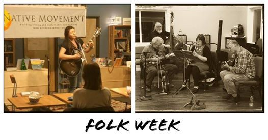 Folk Week at The Whales Tail