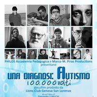 Una Diagnosi Autismo 100.000 volti