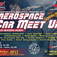 Aerospace Car Meet Up 2017 TKCI Banda Aceh