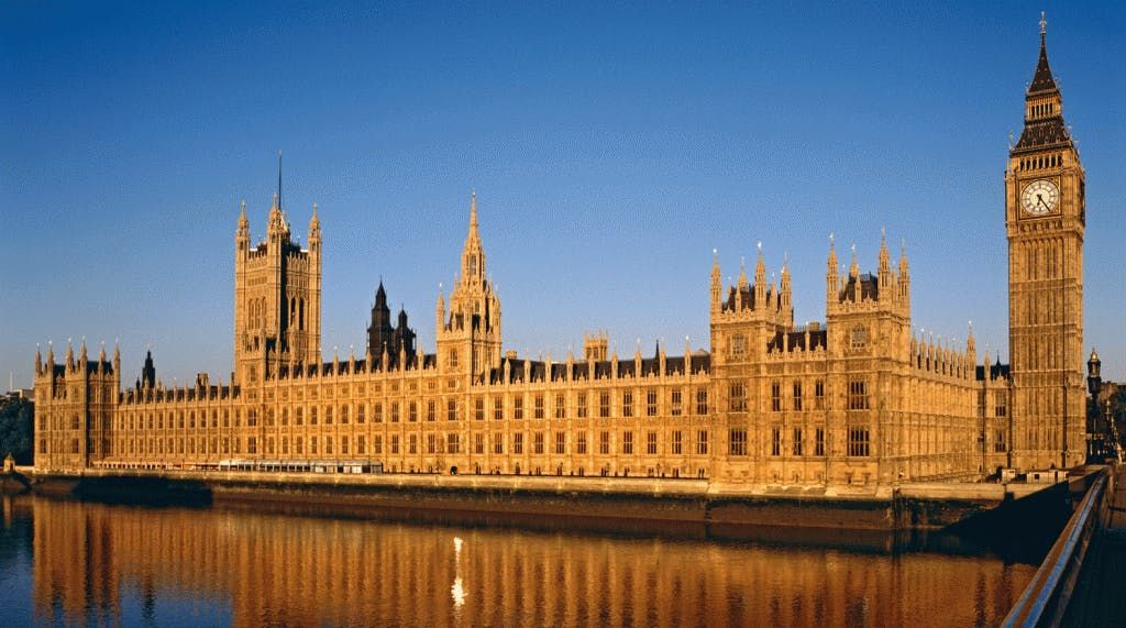 Visit to Palace of Westminster