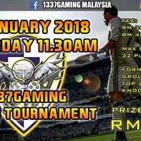 Fifa18 Tournament Vol.2 By 1337Gaming
