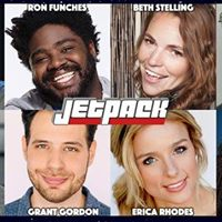 Jetpack Friday Kyle Kinane Ron Funches &amp Beth Stelling