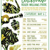 Celebrate Roger Williams Park A Full Day of activities in RWP