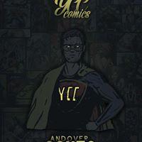 Andover comic fest 2.5