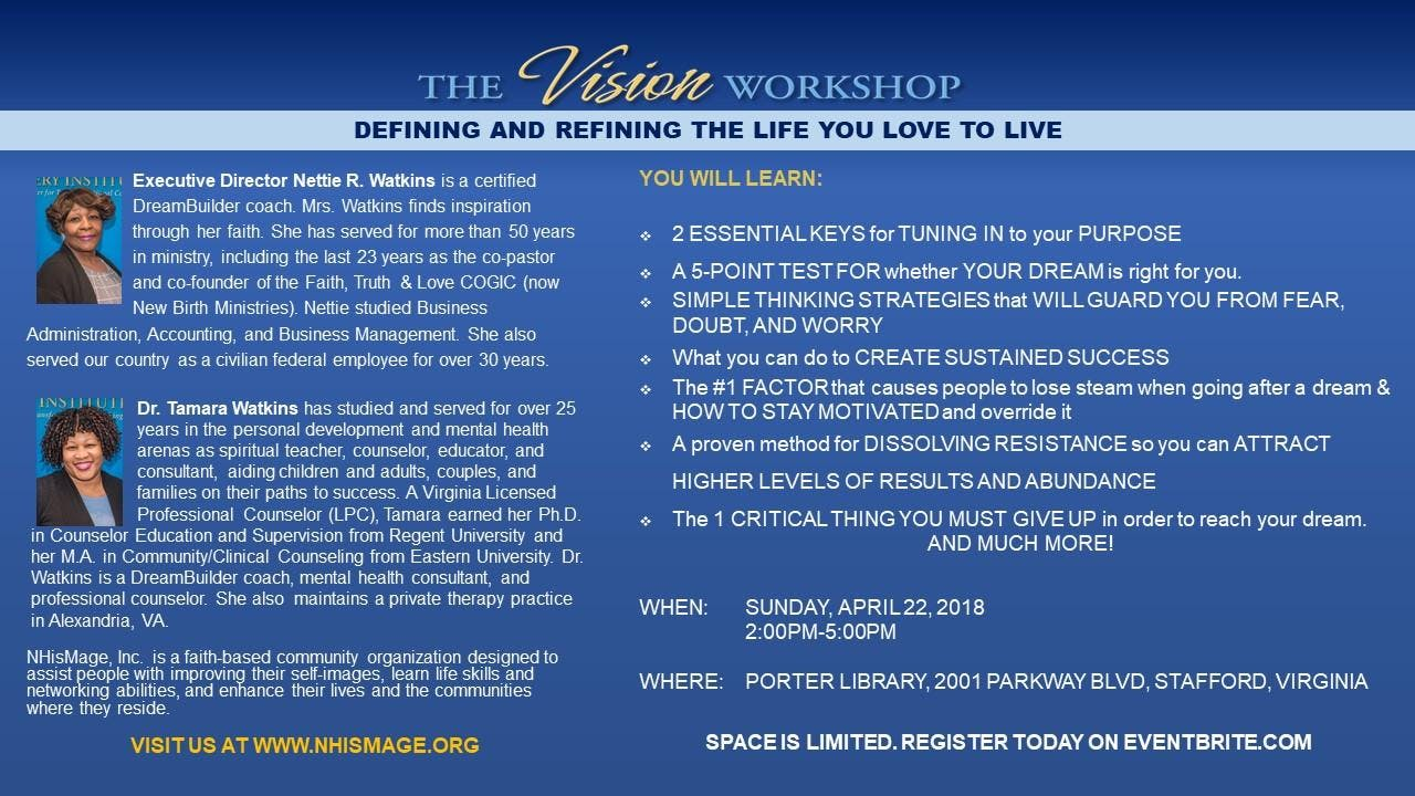 Visioning A Lasting New You