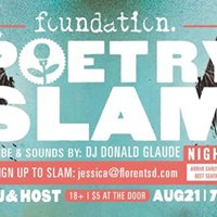 September Poetry Slam