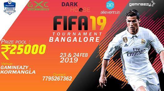 FIFA 19 tournament - Bangalore