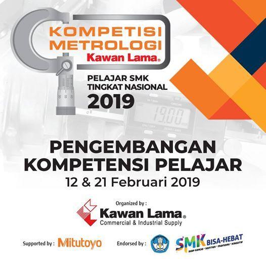 Kompetisi Metrologi Kawan Lama 2019