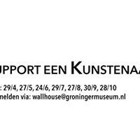 Support een Kunstenaar