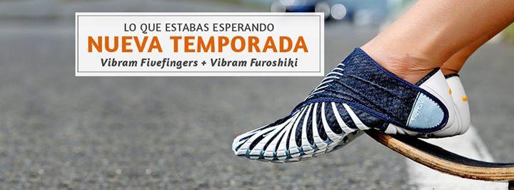 Vibram Fivefingers Chile